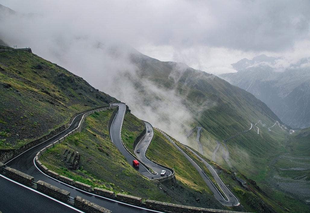 Top 10 Dangerous Roads In The World Outdoor Revival