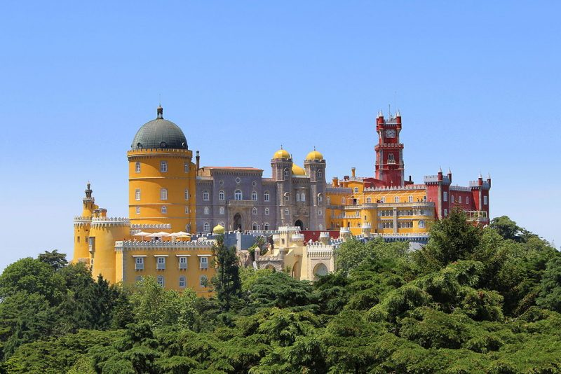 The Pena Palace – Author: Singa Hitam – CC BY 2.0
