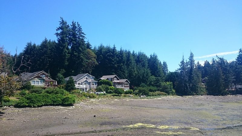Cottages on Bainbridge Island – Author: Ecoscapes – CC BY-SA 4.0