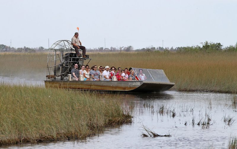 Airboating