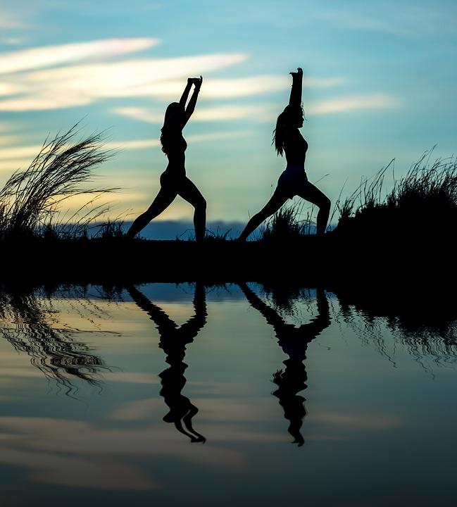 Aerobics Asia Fluent Balance Pretty Yoga Adult