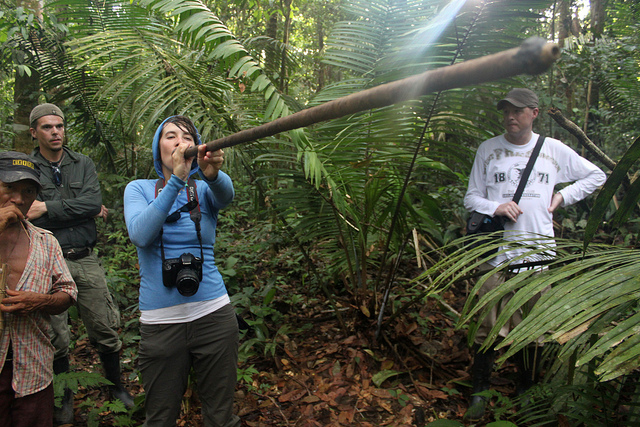 Colombia: Amazon Jungle Tour – Day 1 – Author: Eli Duke – CC BY-SA 2.0