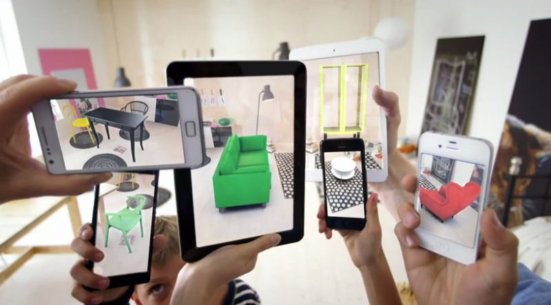 Augmented reality will unlock capability we haven't even dreamed of yet.