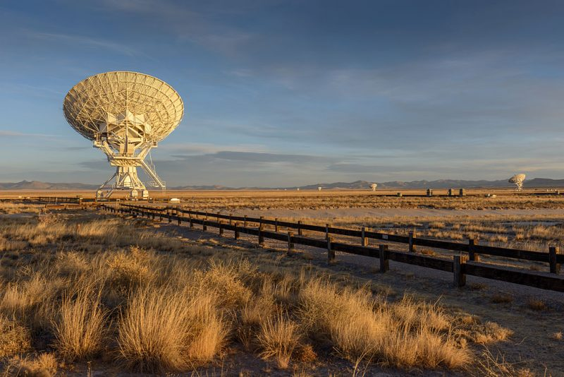 Very Large Array – Author: Jawed Karim – CC BY-SA 3.0