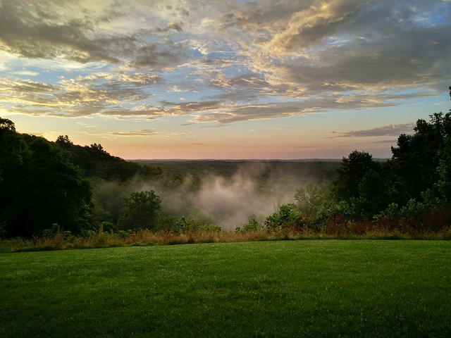 Brown County State Park Overlook – Author: Elizabeth Nicodemus – CC BY-ND 2.0