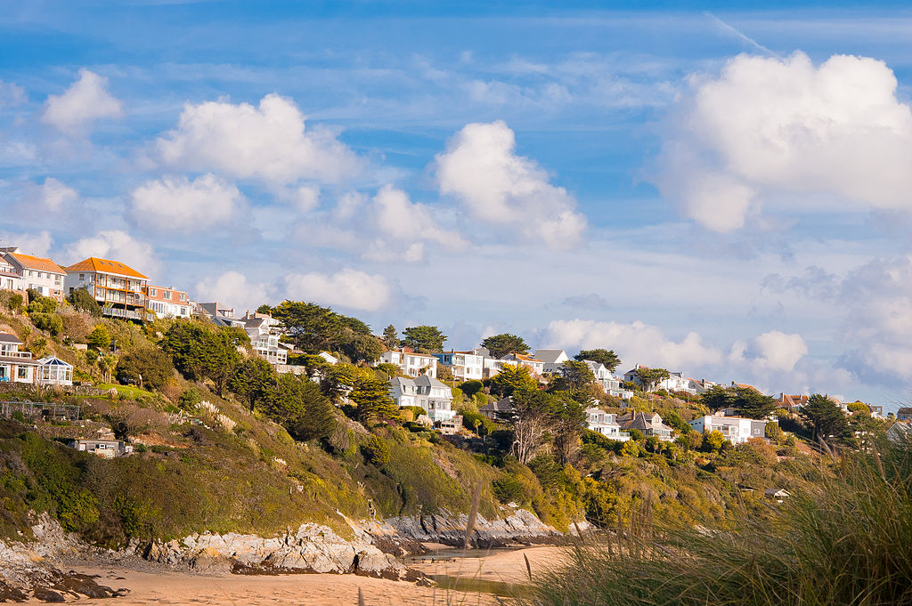 Cornwall Newquay Crantock beach - Author: Thomas Tolkien - CC BY 2.0