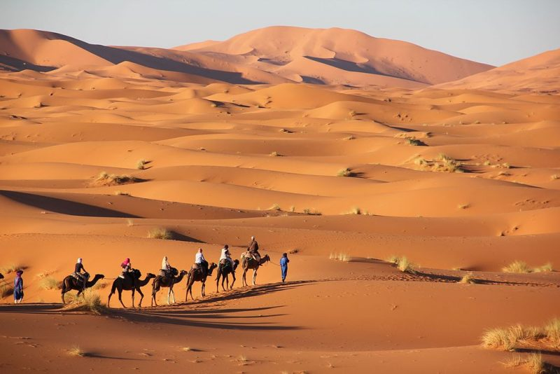 Morocco – Author: Lefidele – CC BY-SA 4.0