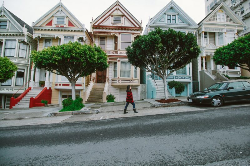Explore the uphill streets of San Francisco