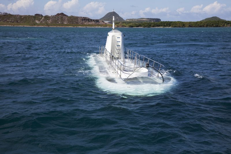 Explore Below the Waves With Your Personal Submarine