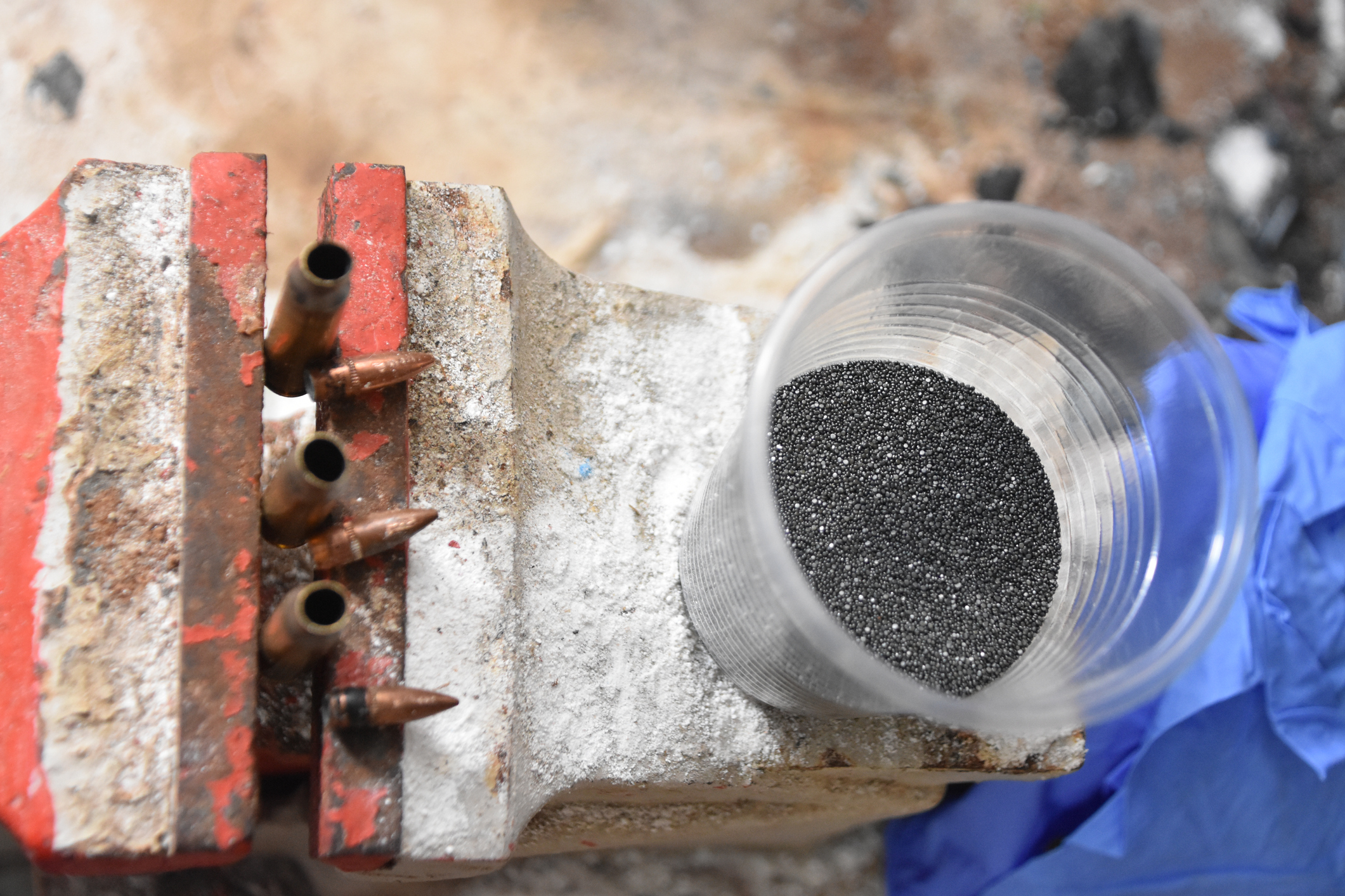 How to make your own black powder