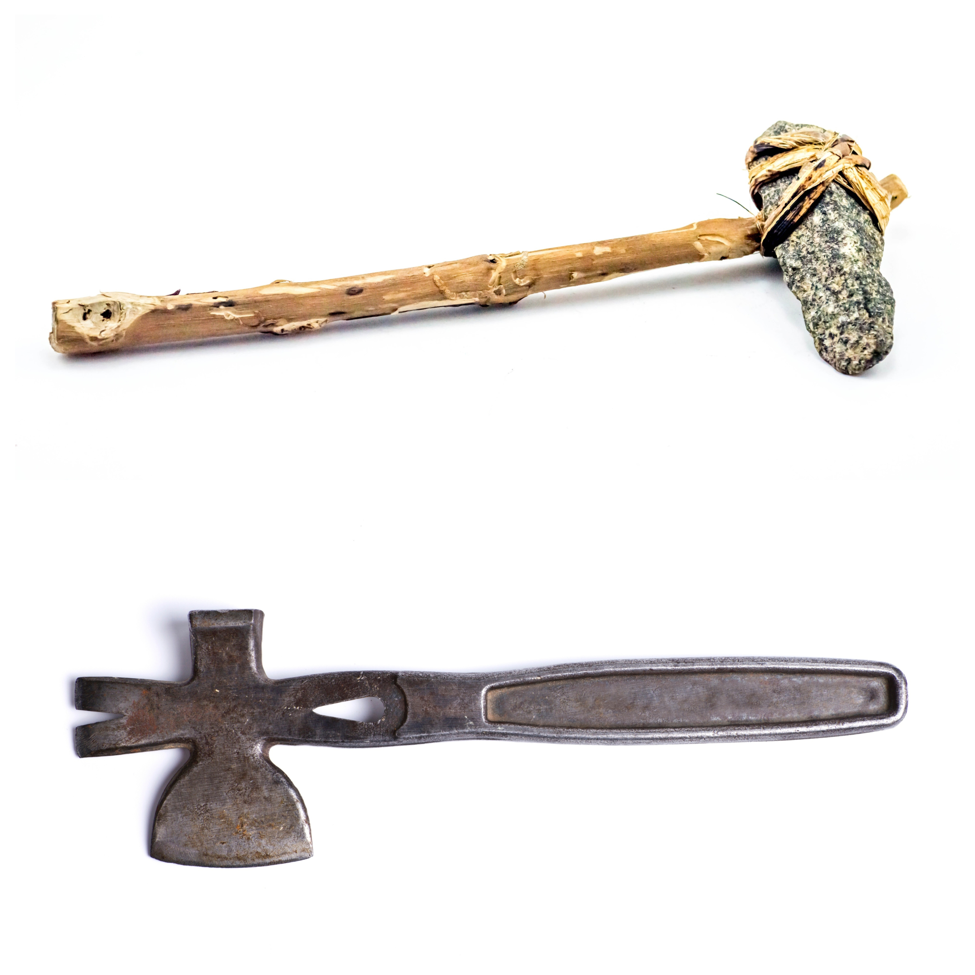 Ancient Weapons – The Indians' Use Of The Tomahawk ...