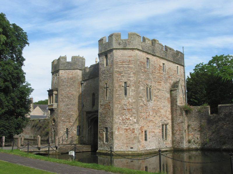 A gatehouse is a funnel point where the attackers have to breach