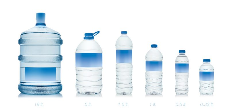 Organizing your water