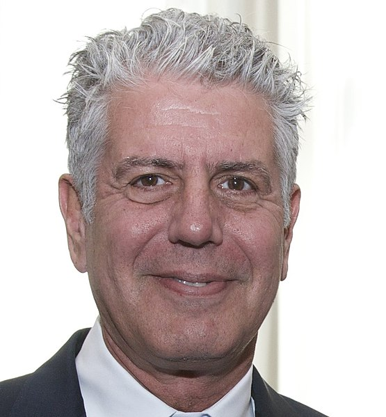 Anthony Bourdain – Life and Times