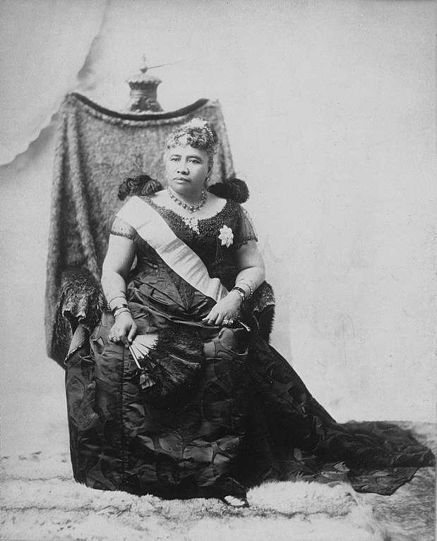 Queen Lili'uokalani ended up abdicating the throne to prevent blood from being shed