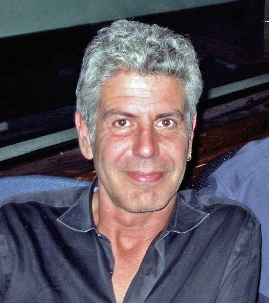 The success of his book led Bourdain into the world of television, with his first show, A Cook's Tour, presented on the Food Network – Author: Adriankwok – CC BY 2.0