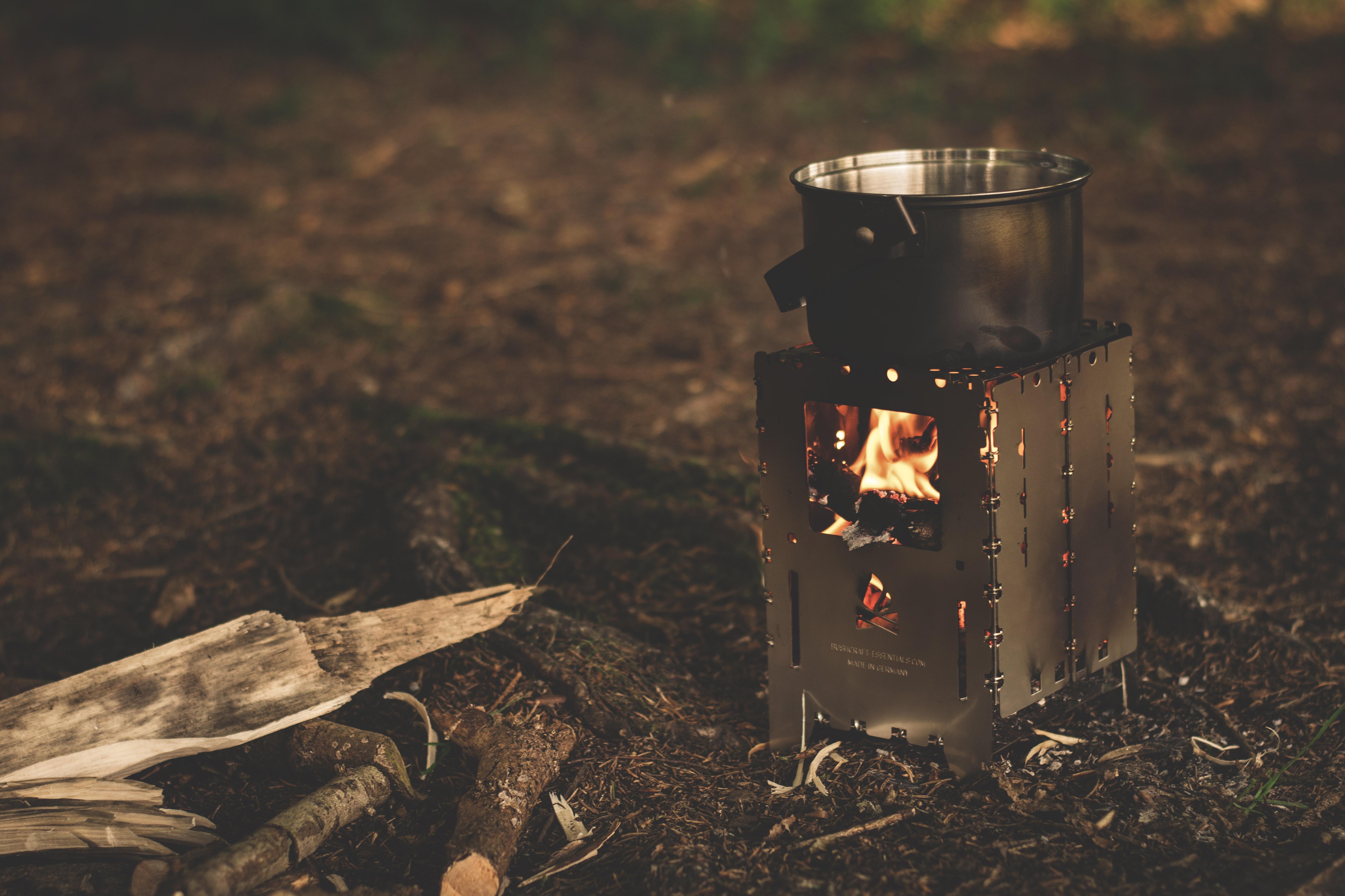 Firefox stove