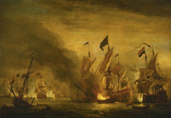 Dutch Fireship