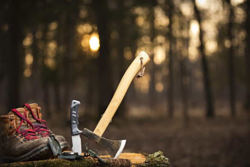 """""""basic scout's camping equipment, copy spaceCHECK OTHER SIMILAR IMAGES IN MY PORTFOLIO...."""""""