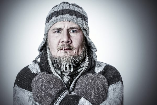Hypothermia is already life threatening, but will be made far worse by lack of movement, stress, and panic.
