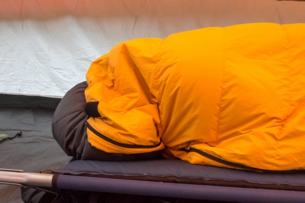 Mummy sleeping bags are often the top choice for hikers.