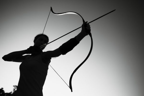 Unlike swords, the bow and arrow is a Medieval weapon that still has much relevance in today's world.