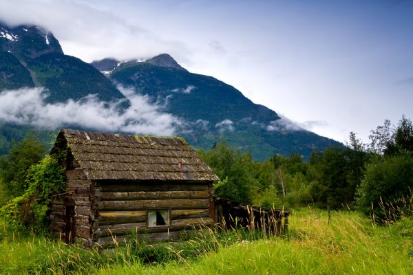 Even if your cabin ends up being a little crudely built, so long as it's functional is what matters more.