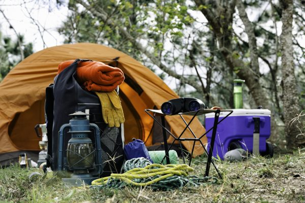 When bugging out from disaster, if you don't have a specific destination to go to, you'll need to set up camp somewhere.