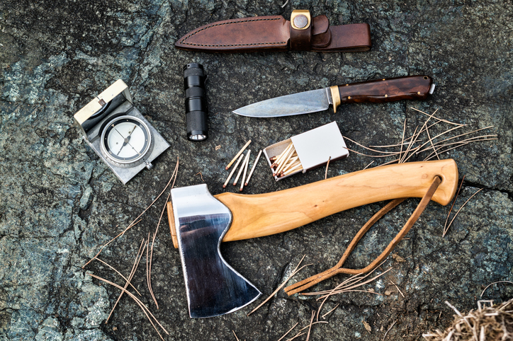 Invest in some recommended tools and equipment to add to your survival setup.