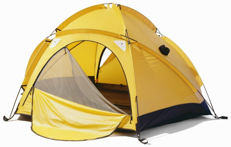 In total, it is estimated that the cost of camping will be approximately $300 to $400
