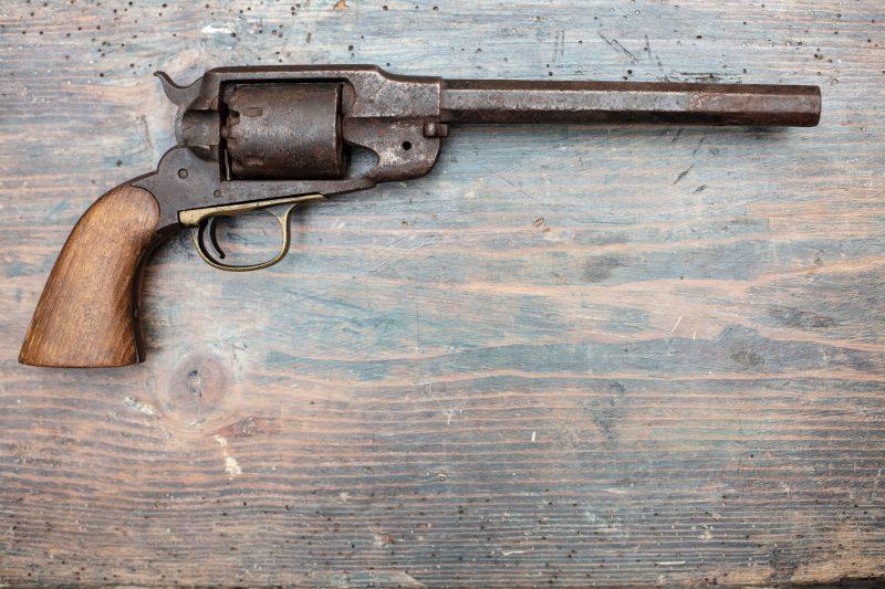 The Colt Revolver – a classic firearm