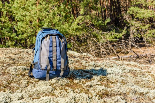 A get home cache bag can be used to help you get back home, containing items such as a basic survival kit, a change of clothes, weapons, first aid gear, etc.