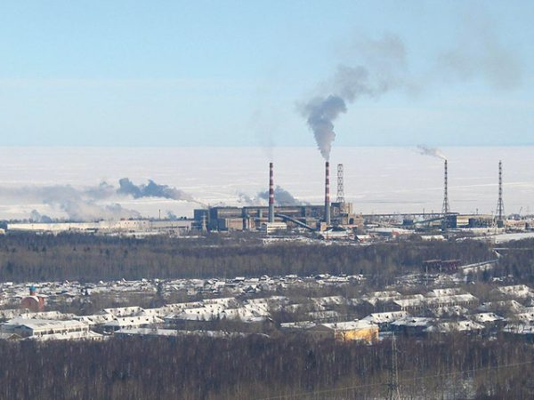 Baykalsk Paper Mill. Lite CC BY-SA 3.0