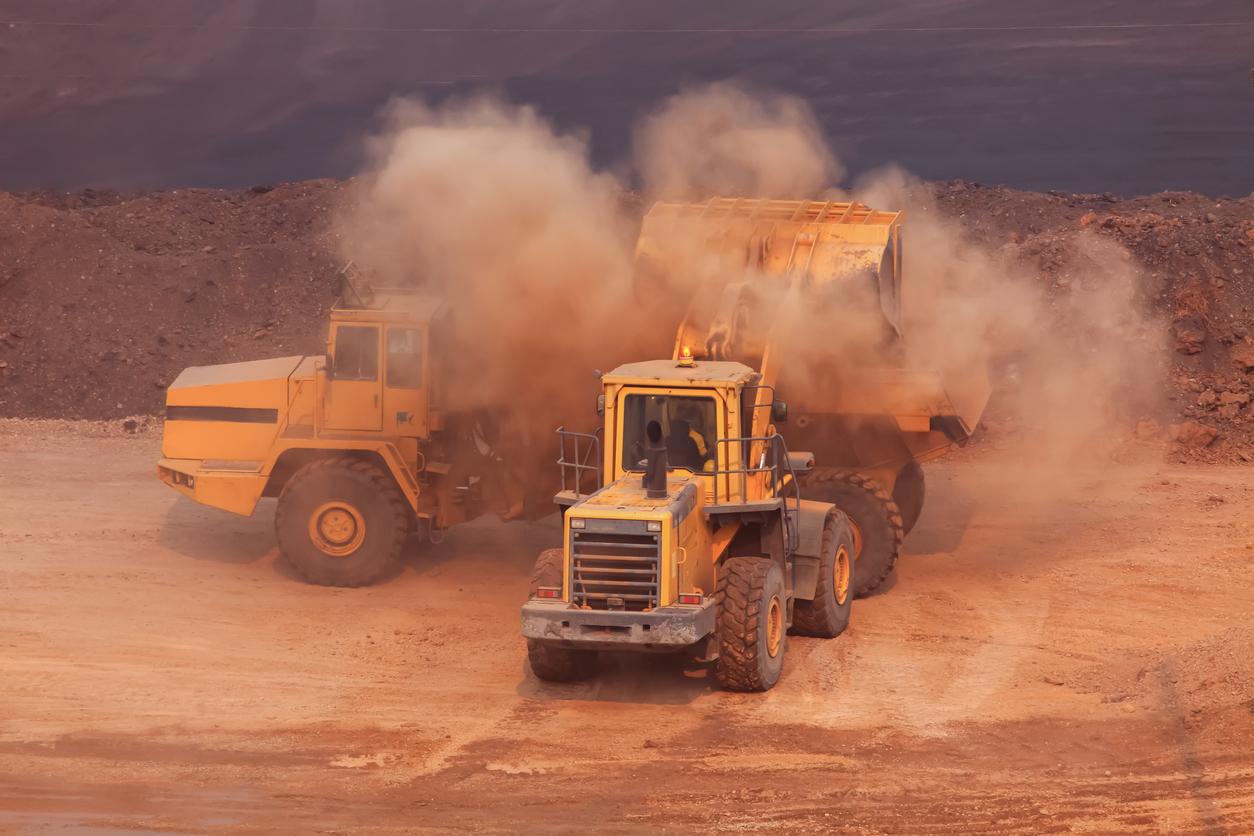 Machinery, mining