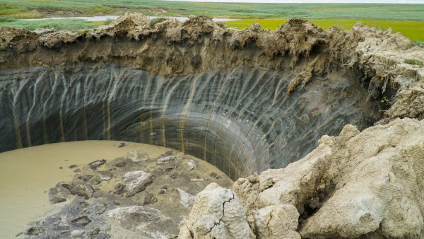 We're Already Feeling the Consequences of Thawing Permafrost